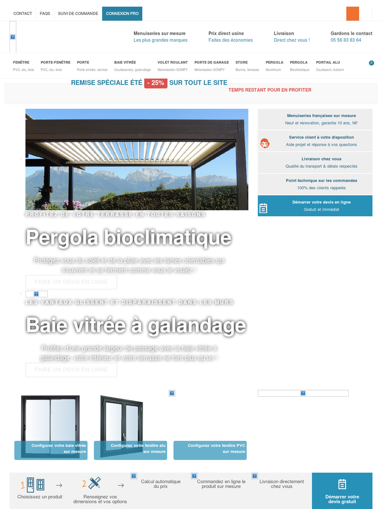 orion menuiserie cool toit terrasse ossature bois pergola alu pergola moderne aluminium orion. Black Bedroom Furniture Sets. Home Design Ideas