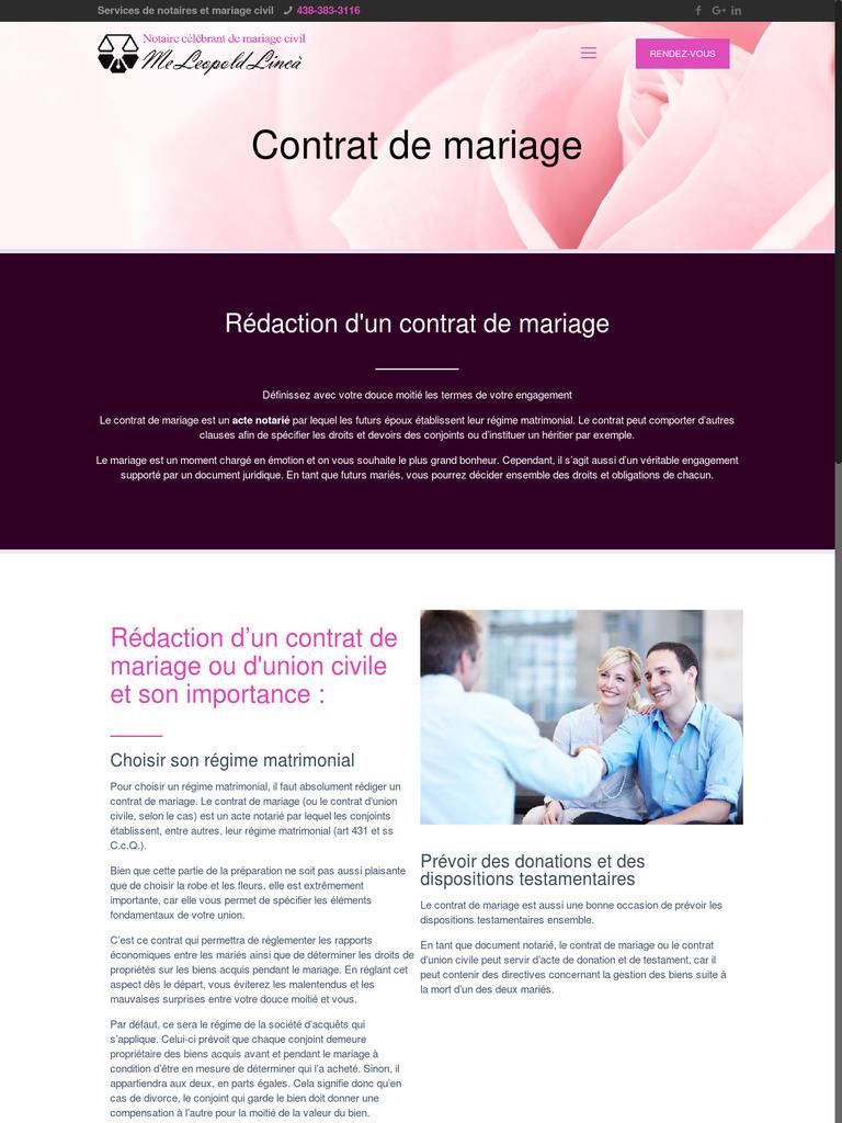 contrat de mariage mariage notaire contrat union civile droit webfrance. Black Bedroom Furniture Sets. Home Design Ideas