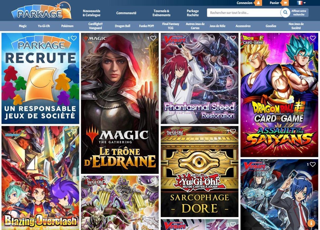 Jeux De Cartes Magic Jeux Video Webfrance